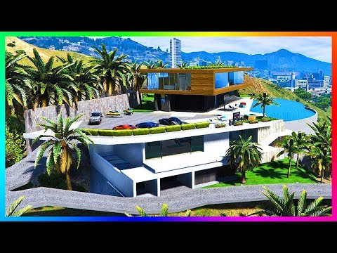 What Mansions Should 1000% Look Like In GTA Online!
