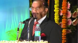 Dr. M.S. Reddy(Cheese Reddy) and Mrs. Syama Reddy (USA) felicitated at Ravindra Bharathi Part 6