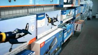 Remote Control Hobbies - Orange County: Flying Store Tour