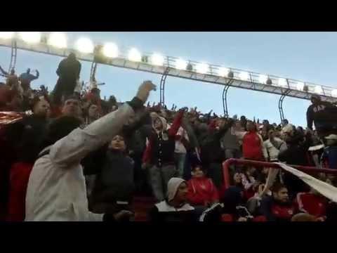 """""""Argentinos 2 - Velez 1 (Entretiempo) - Torneo Final 2014"""" Barra: Los Ninjas • Club: Argentinos Juniors • País: Argentina"""