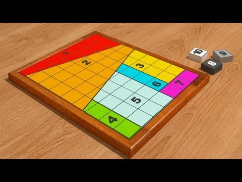 3D Visual Explanation of Winston Freer Tile Puzzle