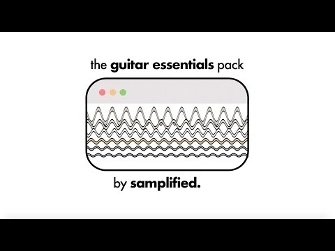 All Acoustic Guitar Chords and Loops - Essential Sound Pack