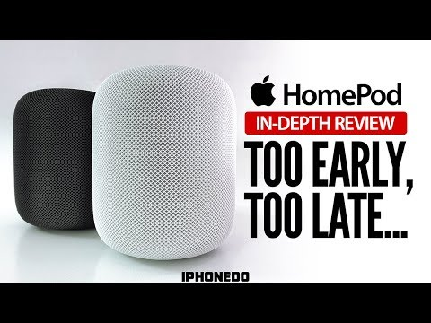 HomePod — In-Depth Review, Tests and Comparisons.