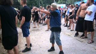Video Gomora - Na padrt - live ffuD fest 2014