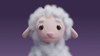 Моделирование овечки