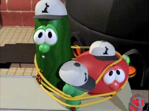 VeggieTales: Rack, Shack, and Benny DVD movie- trailer