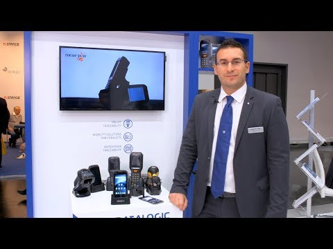Datalogic LIVE @SPS IPC Drives 2018 | New MEMOR™ 10