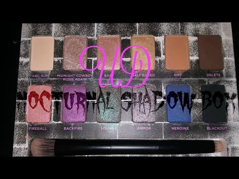 Nocturnal Shadow Box by Urban Decay #3