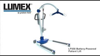 Lumex® LF500 lift Youtube Video Link