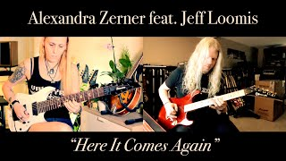 Video Alexandra Zerner feat. Jeff Loomis   Fade, Pt 3 - Here It Comes