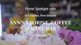 FR Presents: Florist Spotlight With Anns Florist, Coffee & Wine Bar