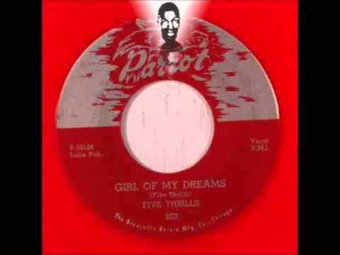 Darlene (Girl Of My Dreams) (1954) (Song) by Five Thrills