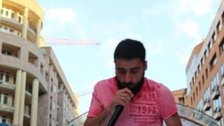 B 58, Lyoka, Dibeta, Erik, Live in Yerevan, Hyusisayin Poghota