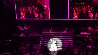 Let There Be Love - Christina Aguilera - Liberation Tour - Chicago, USA 10/17/2018