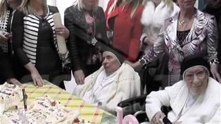 preview picture of video 'www.siciliatv.org -Favara in festa per i 100 anni di Suor Maria Celeste'