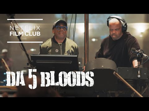 Terence Blanchard On Scoring Spike Lee's Da 5 Bloods | Netflix online metal music video by TERENCE BLANCHARD