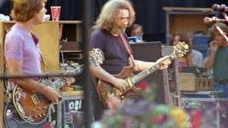 Grateful Dead 7-29-82 Crazy Fingers/ I Need A Miracle: Red Rocks