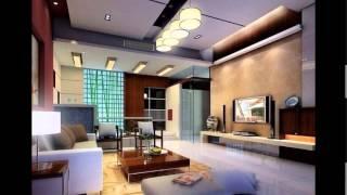 Large Living Room Light Fixture, Light Blue Brown Living Room Ideas