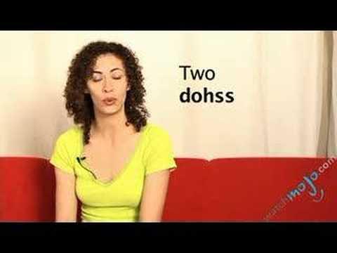 Language Translation Spanish: Two