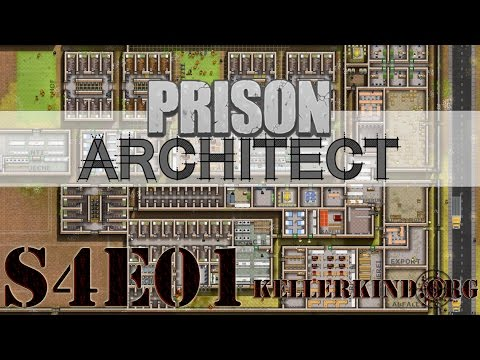 Prison Architect [HD] #044 – Alles auf Anfang ★ Let's Play Prison Architect