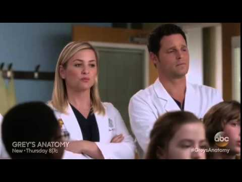 Grey's Anatomy 11.18 (Clip)