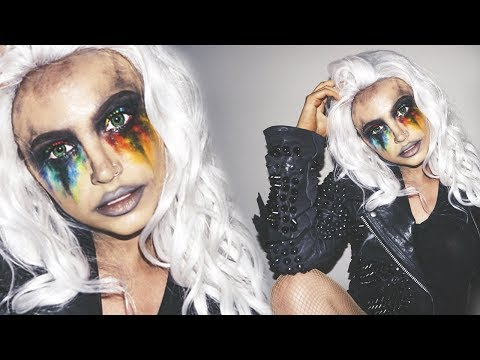 Mad Max inspired mess - Makeup Tutorial