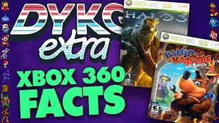 Xbox 360 Games Facts - Did You Know Gaming? Feat. Dazz