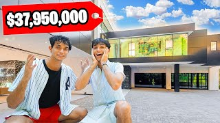 OUR NEW HOUSE?!