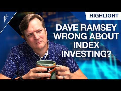Is Dave Ramsey Wrong About Index Investing?! (Financial Advisors React)