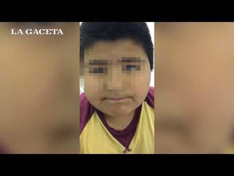 Un niño tucumano se tragó un silbato de un juguete