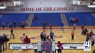 Caston Varsity Boys Basketball vs Lewis Cass