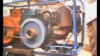 Mesin disel 18 pk 2