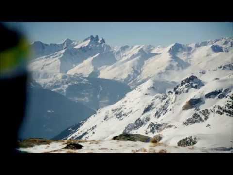 Destination grand ski depuis Orelle