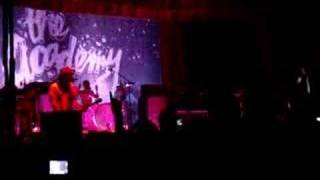 The Academy Is... - Same Blood (live)