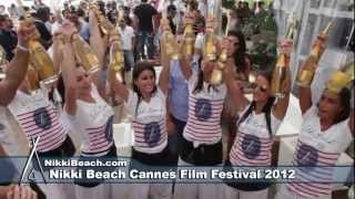 Nikki Beach Cannes LaPlage 2012