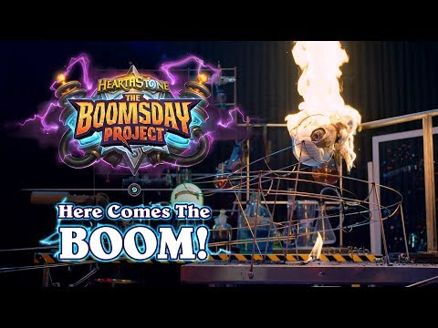 The Boomsday Project: Here Comes The BOOM!