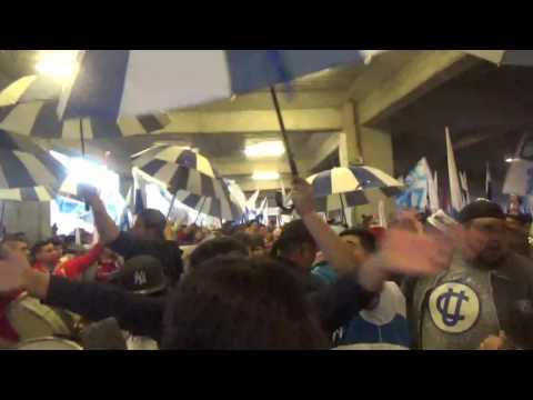 """Previa la banda del mumo 2017"" Barra: Los Cruzados • Club: Universidad Católica"