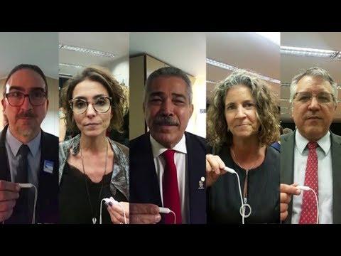 Medidas fiscais para a promoção da saúde é tema de debate na CLP – 21/08/19
