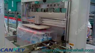 Fully Automatic Bottles Shrink Wrap Machine Manufacturer youtube video