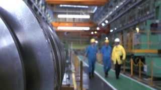 Power Generation — Sandvik Coromant & Japanese customer Fuji Electric