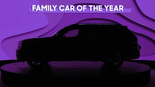 2021 Family Car of the Year