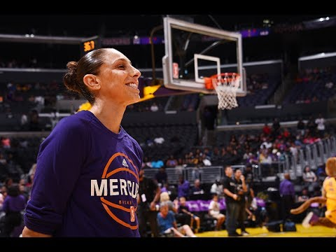 History: Diana Taurasi Becomes WNBA's All-Time Leading Scorer