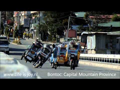 Philippines motor travel Luzon