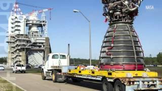 НАСА проверило двигатели для полета на Марс