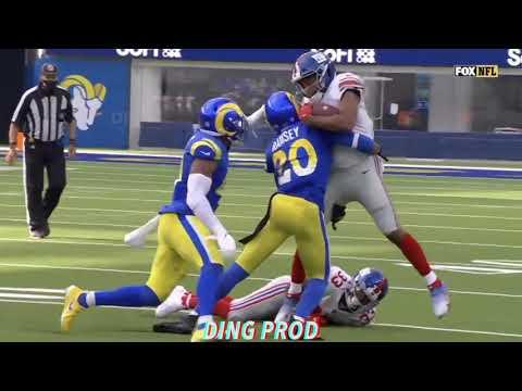NFL Biggest Hits of The 2020-2021 Season    HD