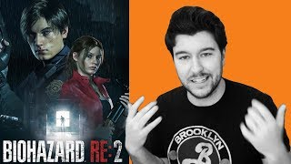 The Resident Evil 2 Remake Is More Different Than I Expected