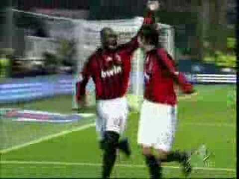 AC Milan 5:2 Napoli