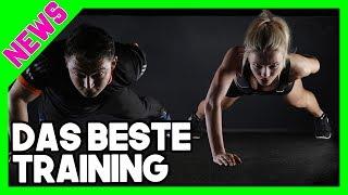 Sportnews - Testosteron und beste Trainingsmethode für Kraft und Ausdauer
