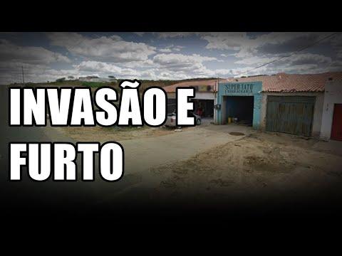 LavaJato é invadido e tem equipamentos furtados, em Diamante (PB)