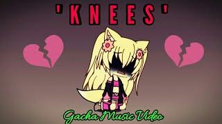 'Knees' by Bebe Rexha | Gacha Music Video